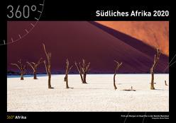 360° Südliches Afrika Kalender 2020