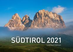 360° Südtirol Exklusivkalender 2021 von Sarti,  Alessandra