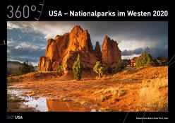 360° USA – Der Westen Kalender 2020