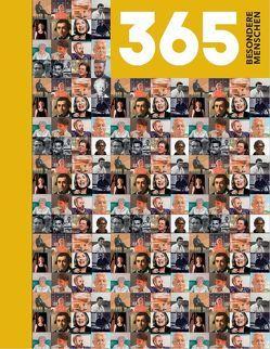 365 Besondere Menschen von Altepost,  Klaus, Kühne-Hellmessen,  Ulrich