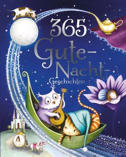 365 Gute-Nacht-Geschichten von Baker,  Annie, Freedman,  Claire