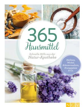 365 Hausmittel von Krüger,  Paula