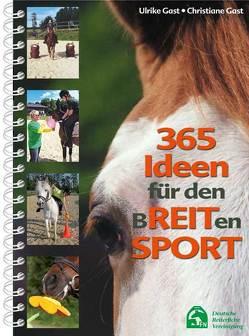 365 Ideen für den Breitensport von Gast,  Christiane, Gast,  Ulrike