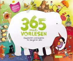 365 mal Vorlesen (Buchausgabe) von Ateliers Hafenstraße 64