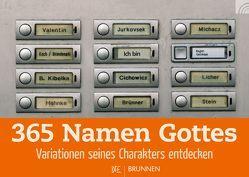 365 Namen Gottes von Hack,  Kerstin