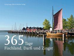 365 Tage Fischland, Darß und Zingst von Jung,  Georg