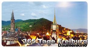 365 Tage Freiburg Daumenkino von Fink,  Dagmar, Schmidt,  Reinhard