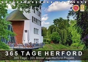 365 Tage Herford (Tischkalender 2016 DIN A5 quer) von Kleinfeld,  Thorsten