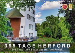 365 Tage Herford (Wandkalender 2019 DIN A4 quer) von Kleinfeld,  Thorsten