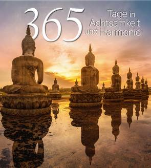 365 Tage in Achtsamkeit und Harmonie von Blass,  Simone