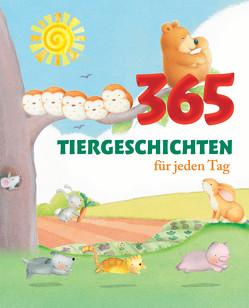 365 Tiergeschichten für jeden Tag von Baker,  Annie, Freedman,  Claire
