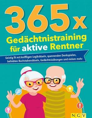 365 x Gedächtnistraining für aktive Rentner