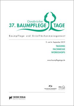 37. Osnabrücker Baumpflegetage von Bouillon,  Jürgen