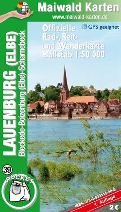 39 Lauenburg 1.A von Maiwald,  Björn, Maiwald,  Gabriele