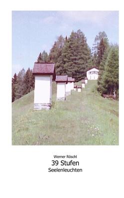 39 Stufen von Röschl,  Werner