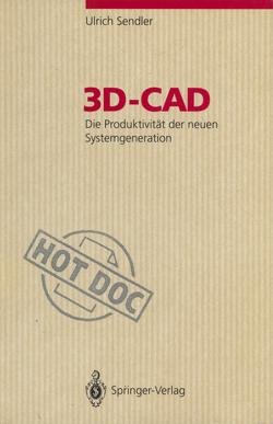 3D-CAD von Sendler,  Ulrich