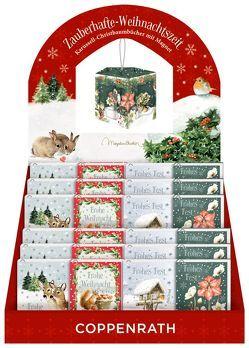3D-Karussell-Christbaumbücher – Zauberhafte Weihnachtszeit (M. Bastin) von Bastin,  Marjolein
