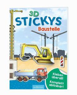 3D-Stickys Baustelle von Coenen,  Sebastian