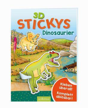 3D-Stickys Dinosaurier von Coenen,  Sebastian