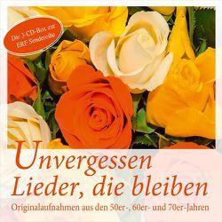 3er CD-Box 3 Unvergessen (im Geschenk-Schuber) von Deppert,  Ria, Gladen,  Henner, Lüsse,  Renate, Mann,  Wilfried, Wir singen für Jesus-Chor