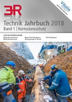 3R Technik Jahrbuch Korrosionsschutz 2018 von Hülsdau,  Nico