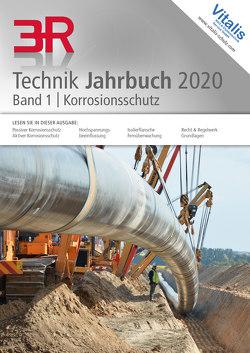 3R Technik Jahrbuch Korrosionsschutz 2020 von Hülsdau,  Nico