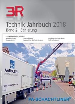 3R Technik Jahrbuch Sanierung 2018 von Hülsdau,  Nico, Sebastian,  Jörg