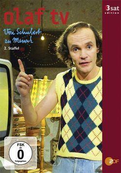 3sat Edition: Olaf TV – Von Schubert zu Mensch 2. Staffel von Schlichter,  Mark