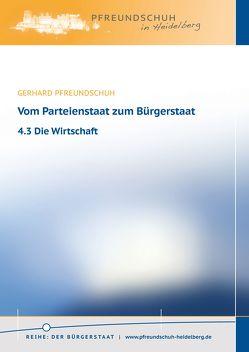 4.3 Die Wirtschaft von Pfreundschuh,  Gerhard