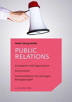 4. aktualisierte Auflage / Public Relations von Herbst,  Dieter Georg