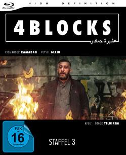 4 Blocks – Die komplette dritte Staffel (2 Blu-rays) von Yildirim,  Özgür