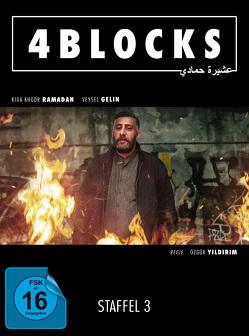 4 Blocks – Die komplette dritte Staffel (2 DVDs) von Yildirim,  Özgür