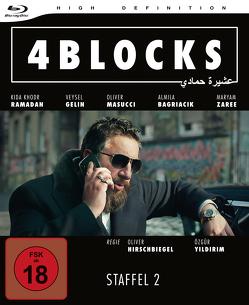 4 Blocks – Die komplette zweite Staffel (2 Blu-rays Episode 7-13) von Hirschbiegel,  Oliver, Yildirim,  Özgür