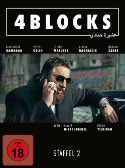4 Blocks – Die komplette zweite Staffel (3 DVDs Episode 7-13) von Hirschbiegel,  Oliver, Yildirim,  Özgür