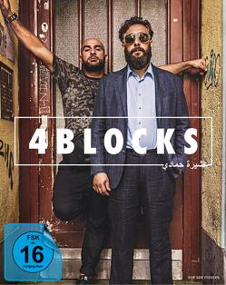 4 Blocks – Erste Staffel (2 Blu-rays) Steelbook von Kren,  Marvin