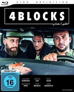 4 Blocks – Erste Staffel (2 Blu-rays) von Kren,  Marvin