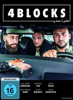 4 Blocks – Erste Staffel (2 DVDs) von Kren,  Marvin