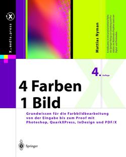 4 Farben — ein Bild von Eiermann,  H., Homann,  Jan-Peter, Nyman,  Mattias, Schmidt,  H.-H.