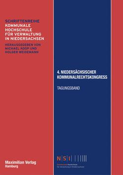 4. Niedersächsischer Kommunalrechtskongress von Seybold,  Jan