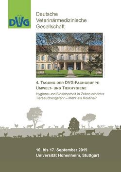 4. Tagung der DVG-Fachgruppe Umwelt- und Tierhygiene