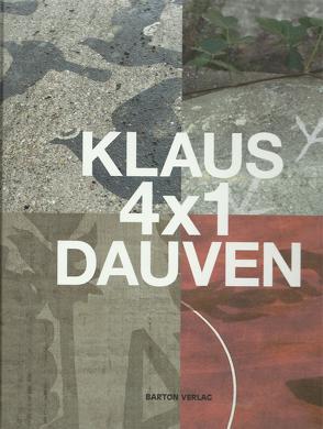 4 x 1 von Dauven,  Klaus