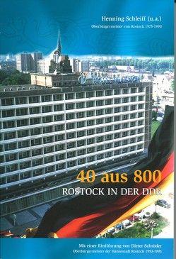 40 aus 800 von Diverse,  Autoren, Schleiff,  Henning