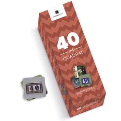 40 im Quadrat