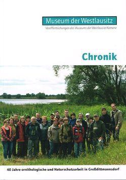 40 Jahre ornithologische und Naturschutzarbeit in Großdittmannsdorf von Schrack,  Matthias