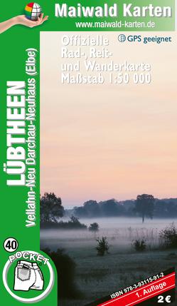 40 Lübtheen 1.A von Maiwald,  Björn, Maiwald,  Gabriele