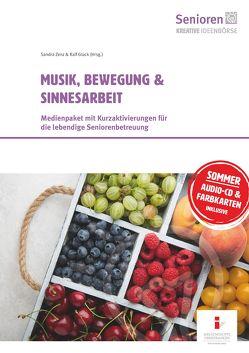 41. Musik, Bewegung & Sinnesarbeit von Glück,  Ralf, Zenz,  Sandra