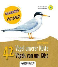 42 Vögel unserer Küste von Walentowitz,  Steffen