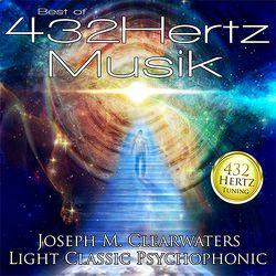 432 Hertz-Musik Best of von Meier,  Josef F. X.