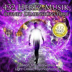 432 Hertz-Musik … Öffnet Dimensionstore von Meier,  Josef