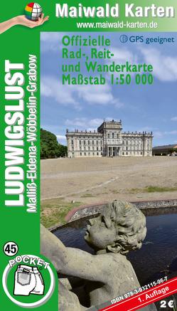 45 Ludwigslust 1.A von Maiwald,  Gabriele